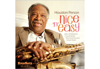Houston Person - Nice N Easy - (CD)