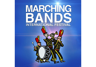 VARIOUS - Marching Bands-International Festival - (CD)