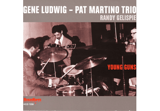 Gene Ludwig, Pat Trio Martino - Young Guns - (CD)