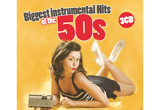 VARIOUS - Biggest Instrumental Hits Of The 50s [CD]