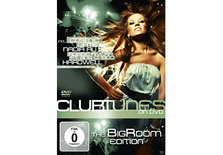 VARIOUS - Clubtunes On Dvd-The Big Room Edition - (DVD)