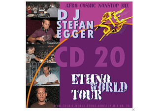 Dj Stefan Egger - Cd 20-Ethno World Tour - (CD)