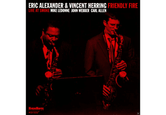 Alexander, Eric / Herring, Vincent - Friendly Fire - (CD)