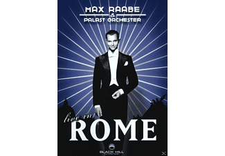 Palast Orchester & Max Raabe - Live In Rome - (DVD)