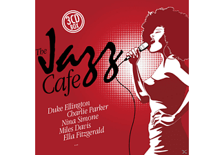 VARIOUS - The Jazz Cafe - (CD)