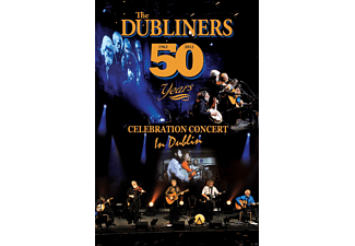 The Dubliners - 50 Years - Celebration Concert In Dublin [DVD]