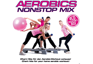 VARIOUS - Aerobic Nonstop Mix [CD]