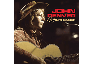 John Denver - Live In The Ussr - (CD)