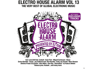 VARIOUS - Electro House Alarm Vol.13 - (CD)