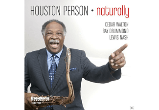 Houston Person - Naturally - (CD)