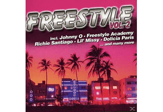 VARIOUS - Freestyle Vol.2 - (CD)