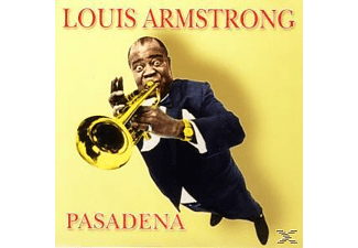 Louis Armstrong - Pasadena - (CD)