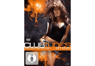 VARIOUS - Clubtunes On Dvd - The Lounge Edition - (DVD)