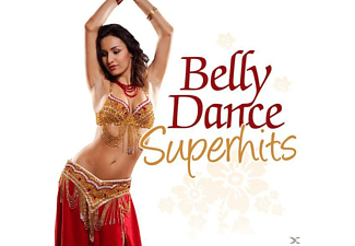 El Almaas Band, VARIOUS - Belly Dance Superhits - (CD)