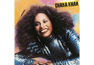 Chaka Khan - What Cha' Gonna Do For Me - (Vinyl)
