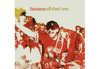Carlos Santana - All That I Am - (CD)