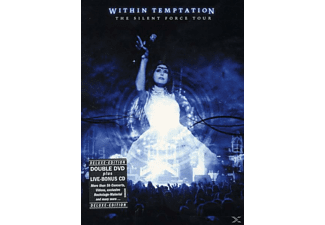 Within Temptation - The Silent Force Tour - (DVD + CD)