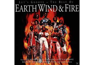 Earth, Wind & Fire - Let's Groove-The Best Of - (CD)