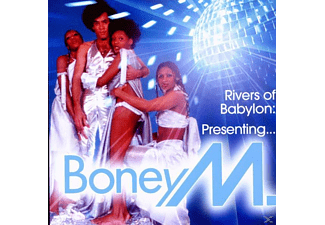 Boney M. - Rivers Of Babylon [CD]