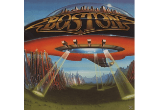 Boston - Don't Look Back - (CD)