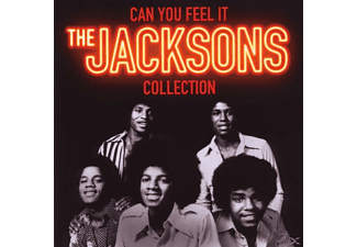 The Jackson 5 - Can You Feel It: The Jacksons Collection [CD]