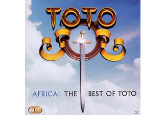 Toto - Africa: The Best Of Toto [CD]