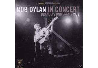 Bob Dylan - Bob Dylan In Concert: Brandeis University 1963 [CD]