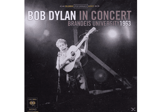 Bob Dylan - Bob Dylan In Concert: Brandeis University 1963 - (CD)
