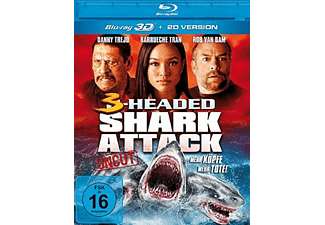 3-HEADED SHARK ATTACK-MEHR KÖPFE-MEHR TOTE (IN [Blu-ray]