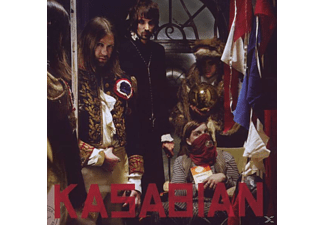 Kasabian - THE WEST RIDER PAUPER LUNATIC ASYLUM [CD]