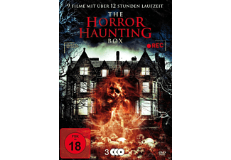 THE HORROR HAUNTING BOX [DVD]