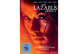 THE LAZARUS EFFECT [DVD]