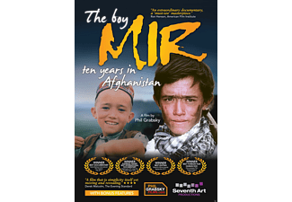 THE BOY MIR - 10 YRS.IN AFGHANISTAN - (DVD)