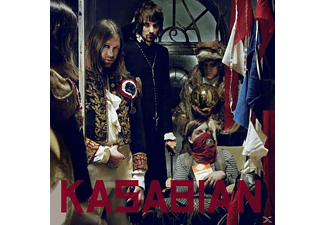 "Kasabian - West Ryder Pauper Lunatic...2x10"" - (Vinyl)"