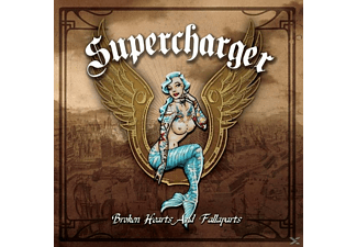 Supercharger - Broken Hearts And Fallaparts - (CD)