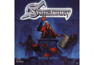 Sanctuary - Refuge Denied [CD]