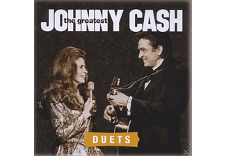 Johnny Cash - The Greatest: Duets [CD]