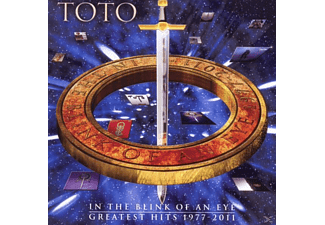 Toto - In The Blink Of An Eye - Greatest Hits 1977-2011 - (CD)