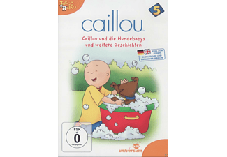 Caillou 5: Hundebabys Animation/Zeichentrick DVD