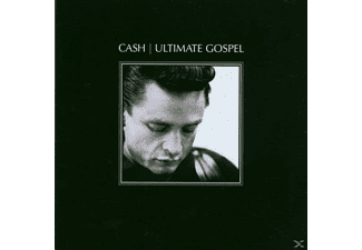Johnny Cash - The Ultimate Gospel Collection [CD]