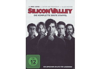 Silicon Valley - Die komplette 1. Staffel [DVD]