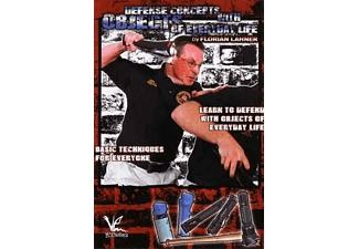 DEFENSE CONCEPTS WITH OBJECTS OF EVERYDA - (DVD)