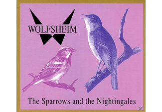 Wolfsheim - Sparrows And The Nightingales - (Maxi Single CD)
