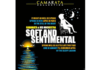 Tutti Camarata - Soft & Sentimental - (CD)