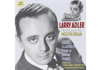 Larry  Alder - The Virtuoso Of The Mouth Organ - (CD)
