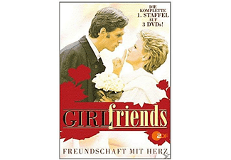 GIRL FRIENDS-1.STAFFEL KOMPLETT - (DVD)