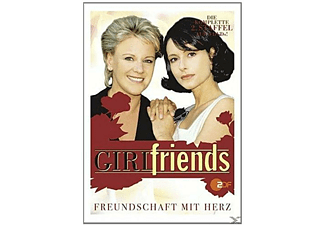 GIRL FRIENDS-2. STAFFEL KOMPLETT [DVD]