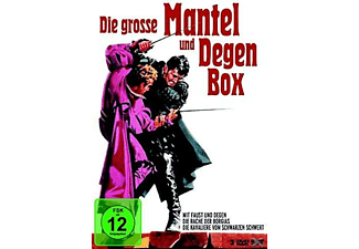 DIE GROSSE MANTEL & DEGEN BOX [DVD]