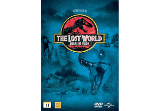 Jurassic Park 2: The Lost World Äventyr DVD