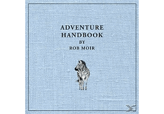 Rob Moir - Adventure Handbook - (LP + Bonus-CD)